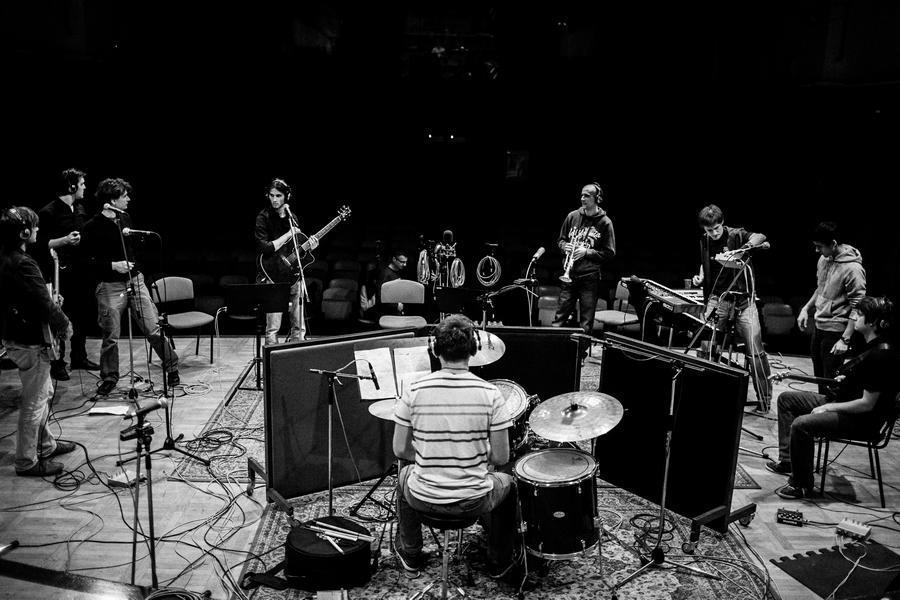 IZŠTEKANI Martin Ramoveš Band